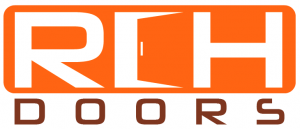 RCH DOORS logo home